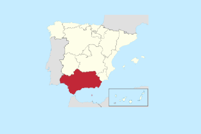 Rafael Martin Bueno Sede en Andalucía