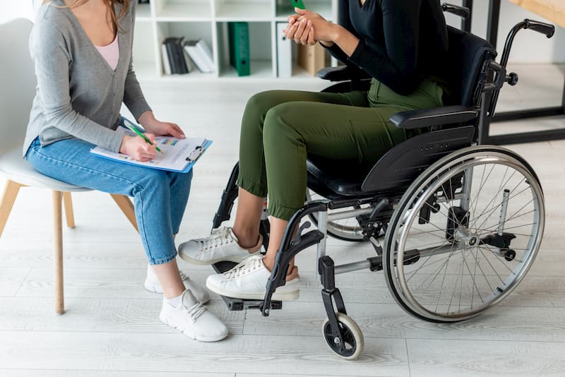 paraplejia por negligencia médica