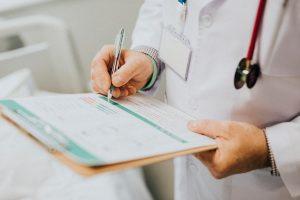 conseguir el historial médico
